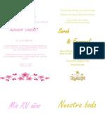invitaciones plantilla