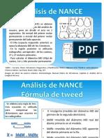 Analisis de Nance