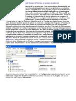 Cómo Quitar El Aviso de Microsoft Windows XP