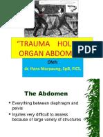 Hollow Organ Injury