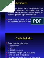 Clase 3 - Carbohidratos- 17