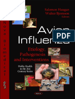 Avian Influenza Etiology, Pathogenesis and Interventions