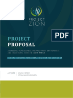 project zion - project proposal