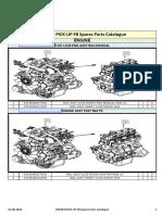 Bolero Pick-UP FB Spares Parts Catalogue