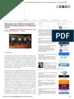Algunas Ideas Sobre El Delito de Asociación Ilícita Como Delito de Peligro Abstracto en El Código Penal Peruano _ Asociación Ultima Ratio