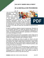 Resumen de La Batalla de Pichincha