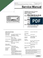 Clarion PN-2281D E5766-00