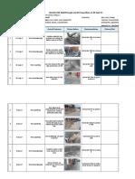 HSE & 6K Inspection, 06 Sept'17, Findings