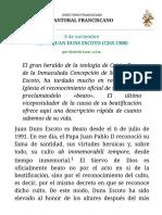 Beato Juan Duns Escoto