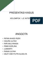 Presentasi Kasus Interne