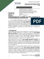 Exp. 00286-2012 Caso Actos Contra El Pudor