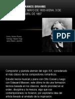 Johannes Brahms - Historia IV