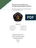 Pelaporan Keuangan Non Regulasi - Pertimbangan Teori Berorientasi Sistem