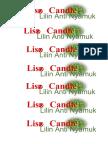 Lilin Liszo