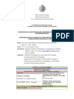 Programa v Jornadas CAI 2013 Revisado