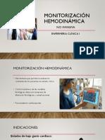 Monitorización Hemodinámica - Copia