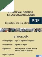 1 El Sistema Logistico en Las Organizaciones