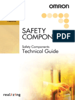 Safety Component Guide_omron