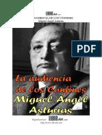 Asturias, Miguel Angel - La audiencia de los confines.pdf