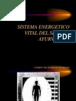 Sistema Energético Aryurvedico