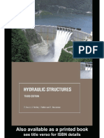 Hydraulic Structures Front Page