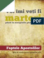 21 Ghid Studiu Faptele Apostolilor