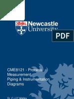Piping & Instrumentation Diagrams