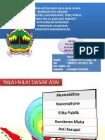 PPT Rancangan Aktualisasi