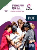 IGUALDAD | Actividades para la Igualdad de derechos y oportunidades / Coslada