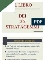 Il Libro Dei 36 Stratagem Mi