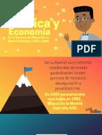 Política y Economia en el Periodo del Presidente Miguel De la Madrid Hurtado