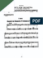 Passi d'orchestra - Percussioni