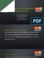 Normas de Seguridad Mexicanas