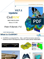 CivilFEM v17.1 Update