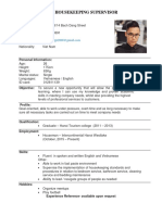 Cuong Resume