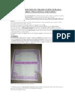 Términos Comunes - Sellos - Traducciones Juradas