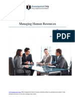 Human Resource Management Models for Business Growth