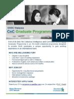 Standard Chartered Scope International - CnC Graduate Programme
