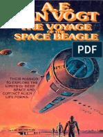 El Viaje Del Beagle Espacial