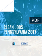 Clean Jobs Pennsylvania 2017