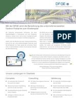 DFGE-Corporate Carbon Footprint