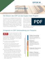 DFGE Komplettpaket CDP 2017