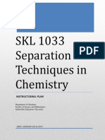 Separation Chemist
