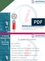 Recycling Infrotrek Syscom Ltd