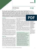 Soil-transmitted Helminth Infections - Lancet, Online September 4, 2017