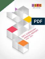 IDFC Subsidiaries AR 2016 17
