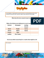 clayfighter week 1 handout