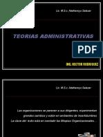 Teorias de Administrativas