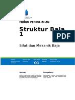 Modul 1 - Sifat Dan Mekanik Baja