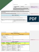 Science, ICT Unit Plan